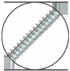 fine thread type screws