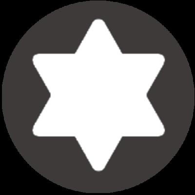 torx screw head types star bits