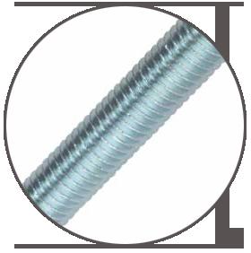zinc plated surface finish