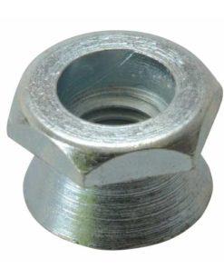 Shear Nuts - Zinc Plated - Bag