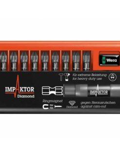 Wera Bit-Check 10 Impaktor 1 DC - PZ