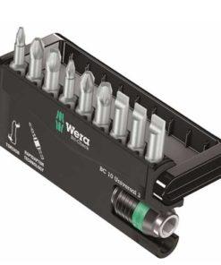 Wera Bit-Check 10 Universal 3 Rapidator