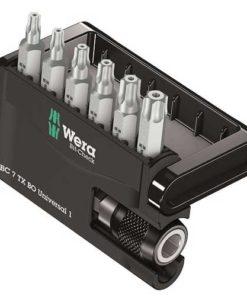 Wera Bit-Check 7 Universal 1 Torx BO